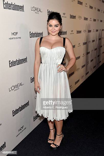 Actress Ariel Winter attends the 2015 Entertainment Weekly PreEmmy Party at Fig Olive Melrose Place on September 18 2015 in West Hollywood California