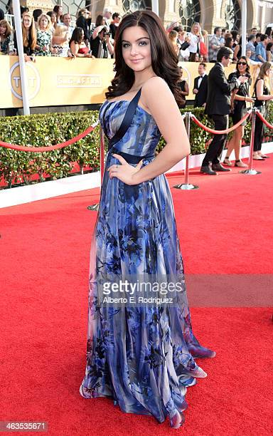 Actress Ariel Winter attends the 20th Annual Screen Actors Guild Awards at The Shrine Auditorium on January 18 2014 in Los Angeles California