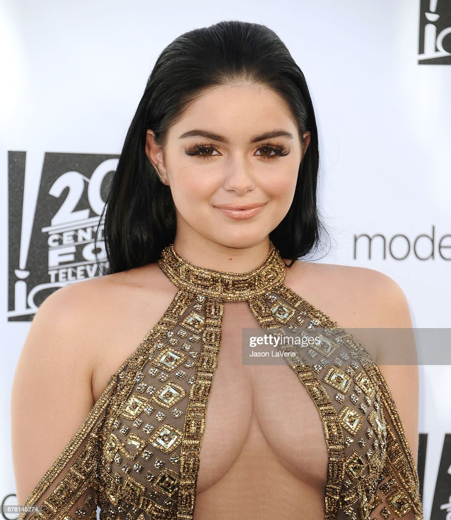 Actress Ariel Winter attends the 'Modern Family' ATAS event at Saban Media Center on May 3, 2017 in North Hollywood, California.