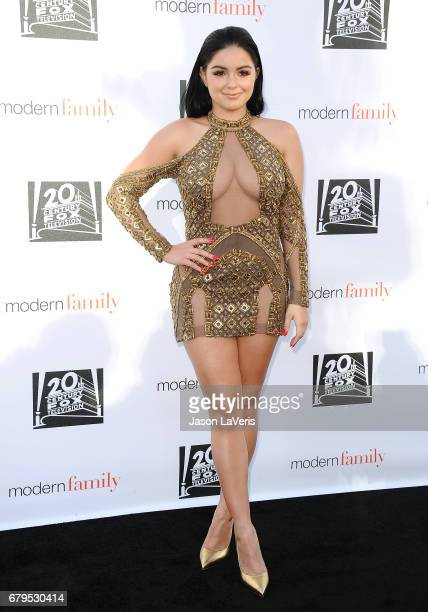 Actress Ariel Winter attends the 'Modern Family' ATAS event at Saban Media Center on May 3 2017 in North Hollywood California