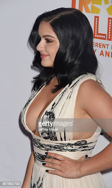 Actress Ariel Winter attends the TrevorLIVE Los Angeles 2016 Fundraiser at the Beverly Hilton Hotel on December 04 2016 in Beverly Hills California