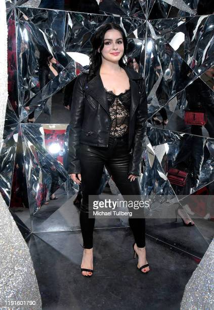 Actress Ariel Winter attends the VIP opening night for the Dumpling Associates popup art exhibition at ROW DTLA on December 02 2019 in Los Angeles...