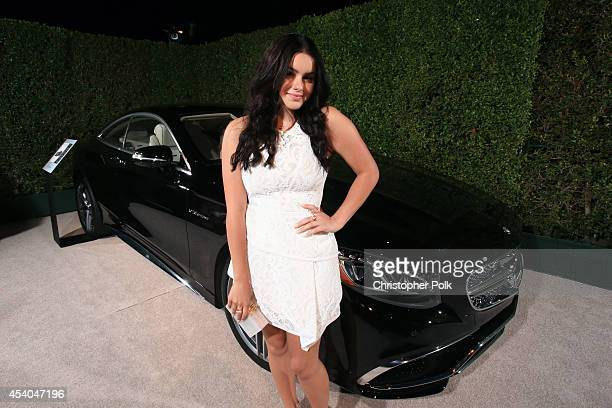 Actress Ariel Winter attends Variety and Women in Film Emmy Nominee Celebration powered by Samsung Galaxy on August 23 2014 in West Hollywood...