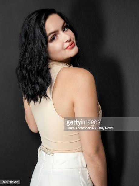 Actress Ariel Winter photographed for NY Daily News on April 21 in New York City