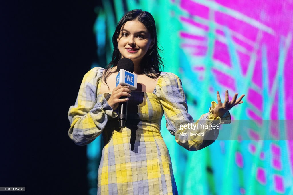WE Day Washington : News Photo