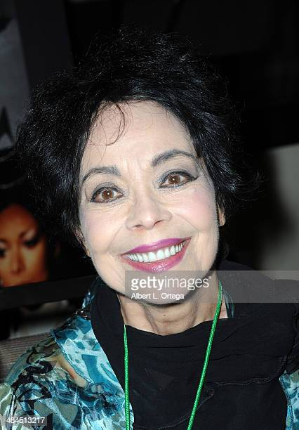 Actress Arlene Martel attends The Hollywood Show 2014 held at Westin LAX Hotel on April 12 2014 in Los Angeles California