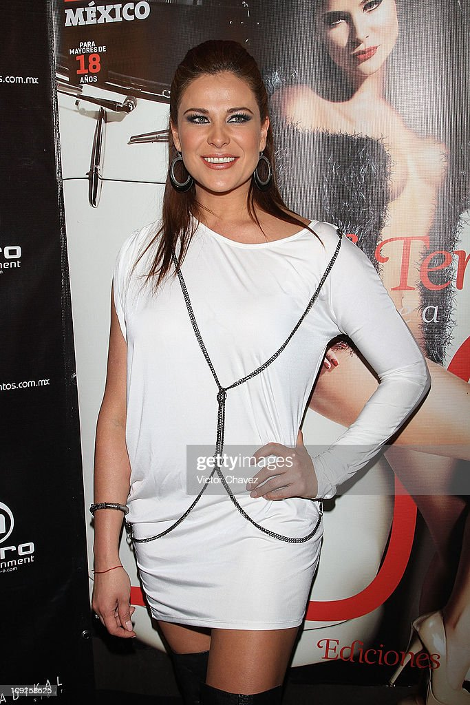 Playboy Mexico 100th Anniversary Issue Party : News Photo