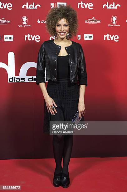 Actress Arlette Torres attends 'Dias de Cine' awards 2016 at Cineteca cinema on January 16 2017 in Madrid Spain