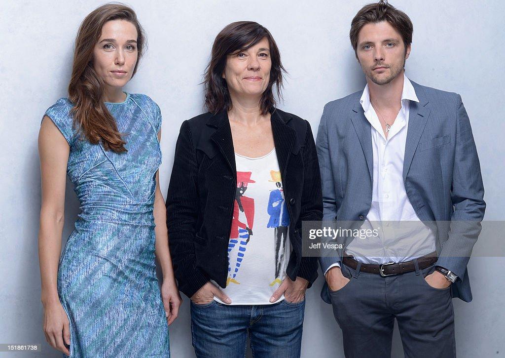 """Three Worlds"" Portraits - 2012 Toronto International Film Festival"