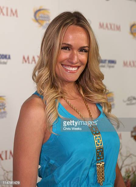 Actress Ashlan Gorse arrives at the 11th annual Maxim Hot 100 Party with HarleyDavidson ABSOLUT VODKA Ed Hardy Fragrances and ROGAINE held at...