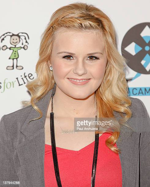Actress Ashlee Keating attends the 'Lights Camera Cure 2012 Hollywood DanceAThon' at Avalon on January 29 2012 in Hollywood California