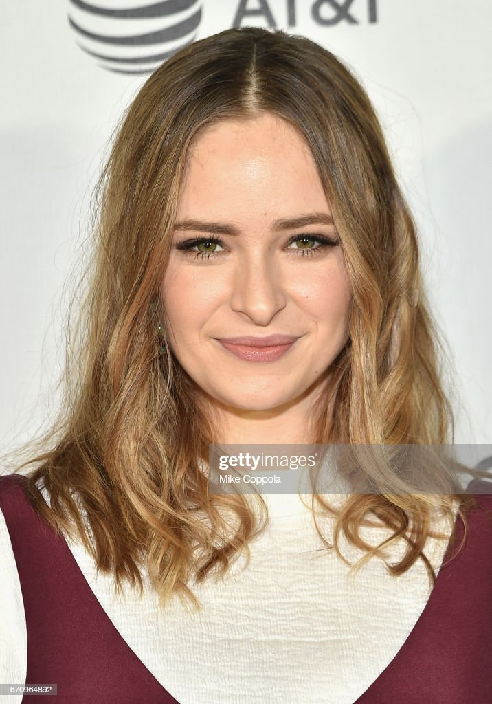 Actress Ashleigh Cummings attends the 'Hounds of Love' Premiere at Regal Cinema Battery Park on April 20, 2017 in New York City.
