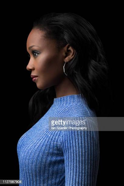 Actress Ashleigh LaThrop is photographed for a Spec shoot on January 29 2018 in Marina del Rey California