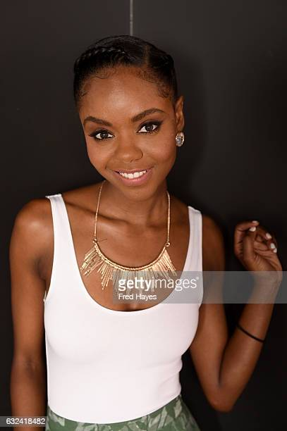 Actress Ashleigh Murray attends SAGindie Actors Only Brunch on January 22 2017 in Park City Utah