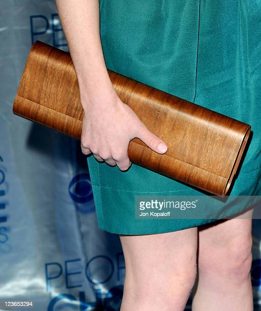 Actress Ashley Bell arrives at the 2011 People's Choice Awards at Nokia Theatre LA Live on January 5 2011 in Los Angeles California