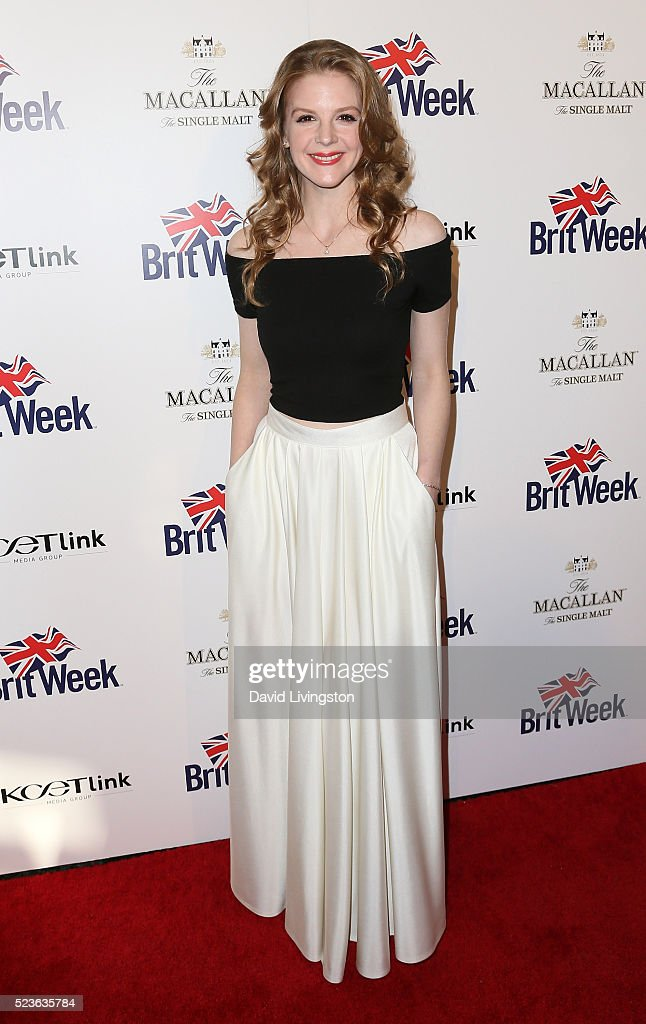 "BritWeek's 10th Anniversary - Performance Of ""Muder, Lust And Madness"" - Arrivals"