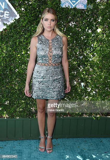 Actress Ashley Benson attends Teen Choice Awards 2016 at The Forum on July 31 2016 in Inglewood California