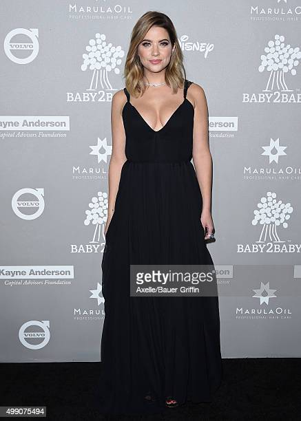 Actress Ashley Benson attends the 2015 Baby2Baby Gala at 3LABS on November 14 2015 in Culver City California