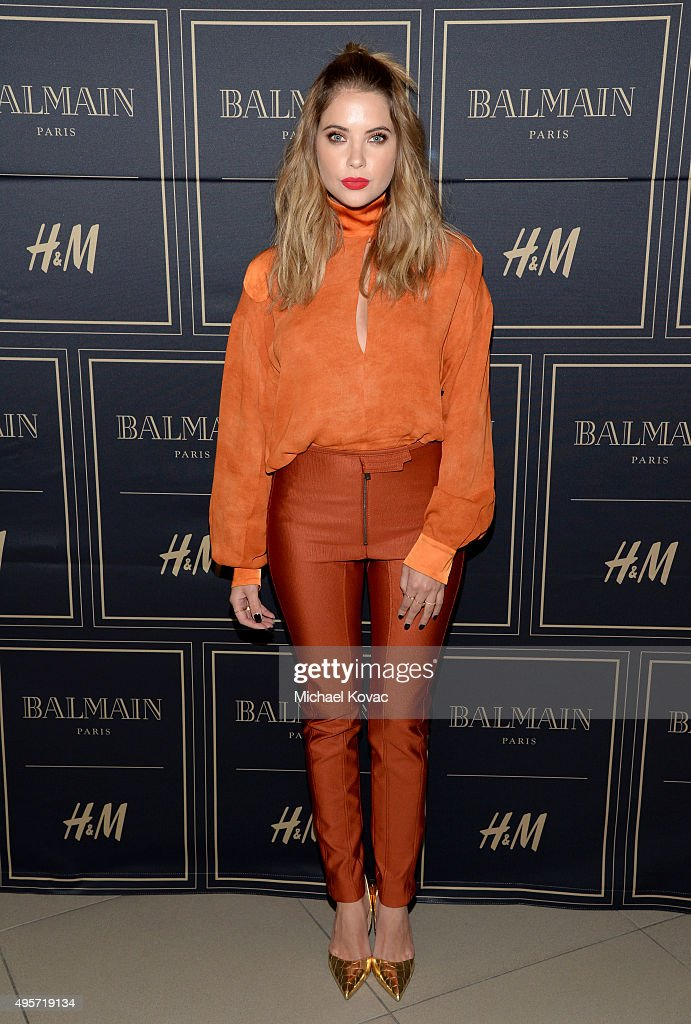 Balmain x H&M Los Angeles VIP Pre-Launch