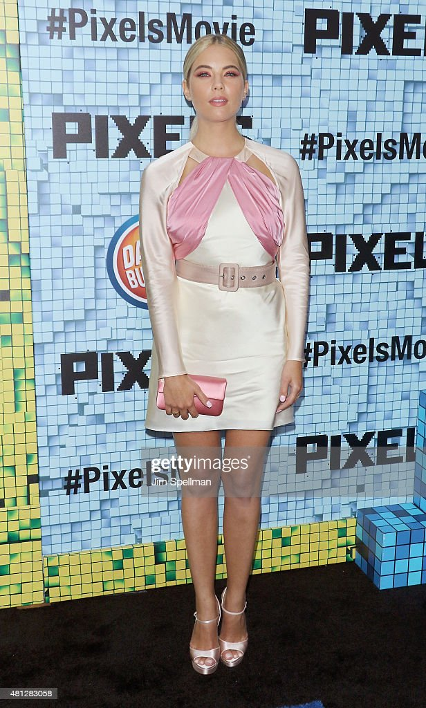 """Pixels"" New York Premiere - Outside Arrivals"