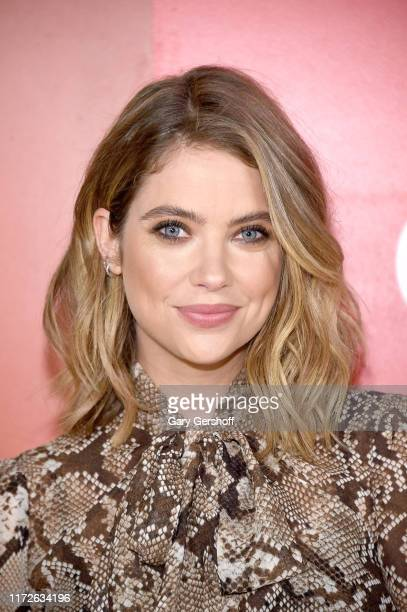 Actress Ashley Benson attends the Target 20th Anniversary Collection hosted by Livestream at Park Avenue Armory on September 05, 2019 in New York...