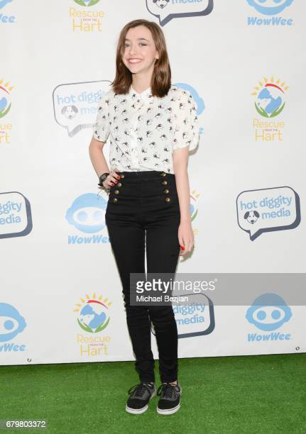 Actress Ashley Boettcher attends Celebrities to the Rescue Hollywood's Day of Community Service on May 6 2017 in Studio City California