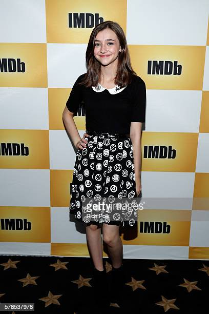 Actress Ashley Boettcher attends the IMDb Yacht at San Diego ComicCon 2016 Day One at The IMDb Yacht on July 21 2016 in San Diego California