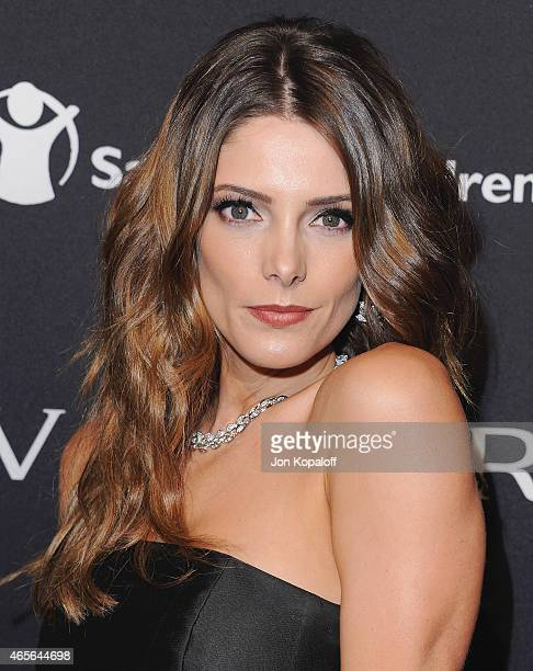 Actress Ashley Greene arrives at BVLGARI And Save The Children STOP. THINK. GIVE. Pre-Oscar Event at Spago on February 17, 2015 in Beverly Hills,...