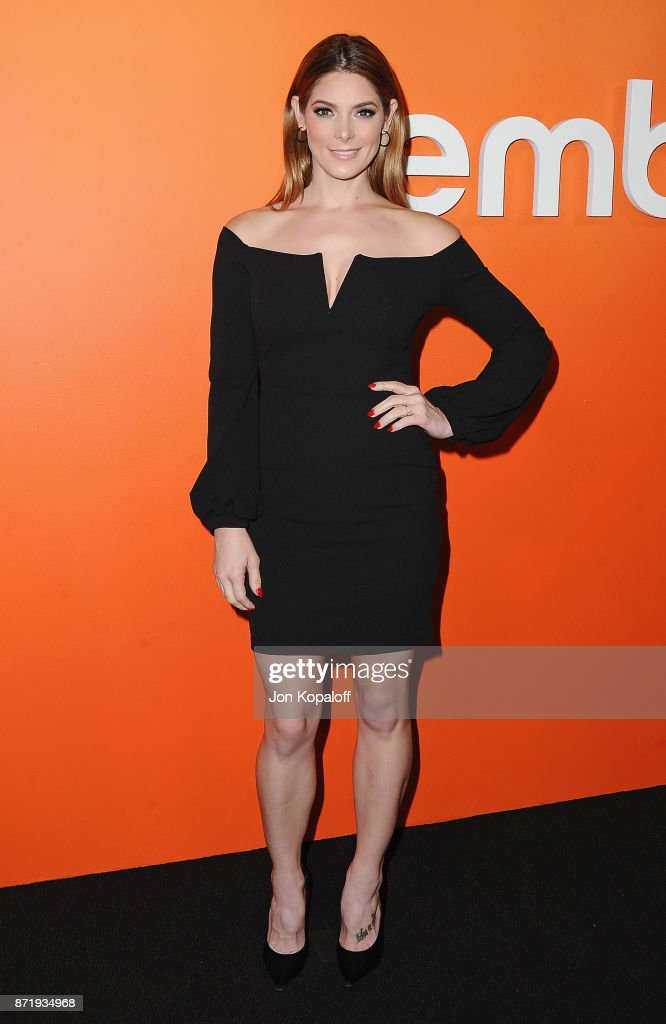Actress Ashley Greene arrives at Ember Launch - Celebrating A Journey Through Temperature And Taste at Goya Studios on November 8, 2017 in Los Angeles, California.