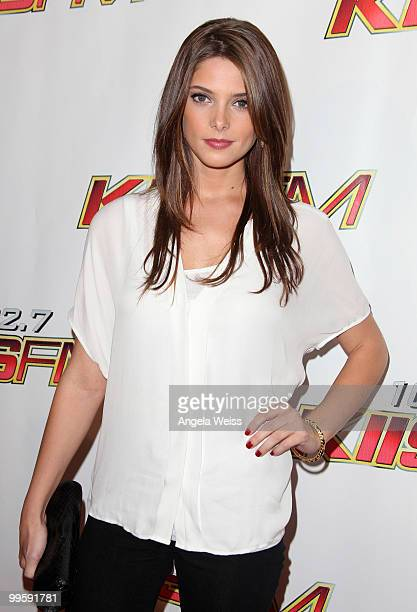 Actress Ashley Greene arrives at KIIS FM's Wango Tango 2010 at the Staples Center on May 15 2010 in Los Angeles California