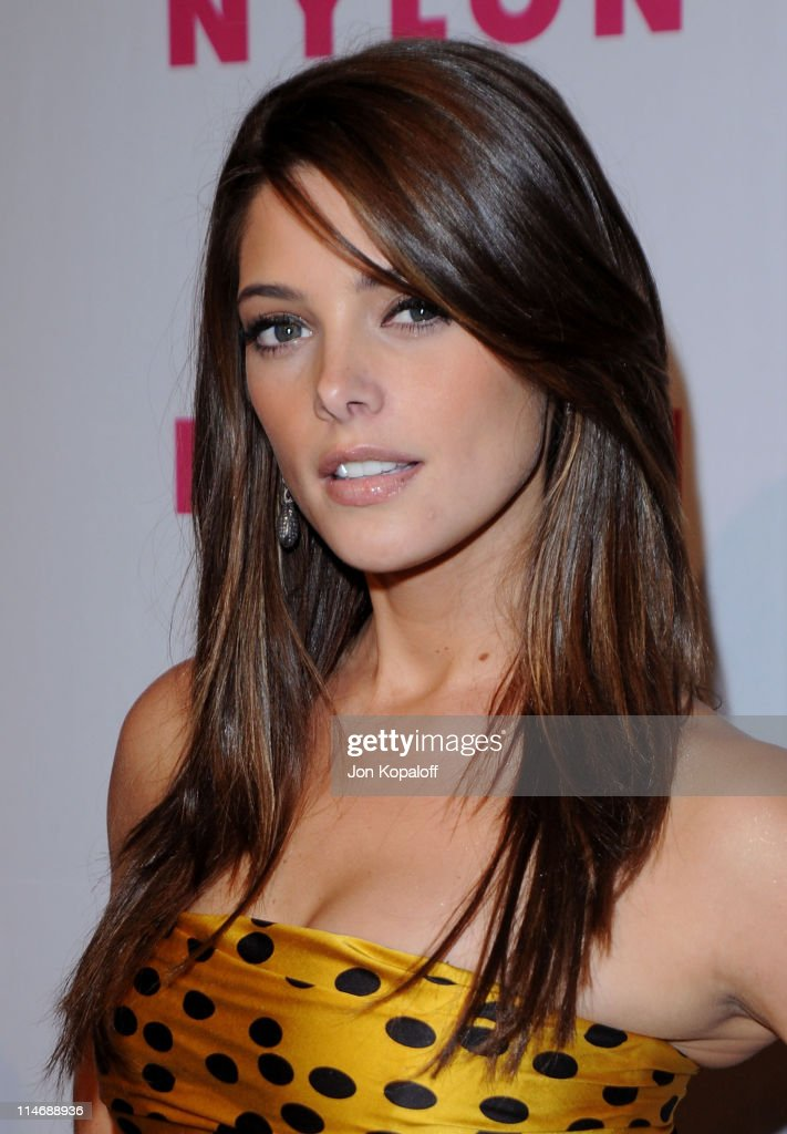 Actress Ashley Greene arrives at NYLON Magazine's May Issue Young Hollywood Launch Party at The Roosevelt Hotel on May 12, 2010 in Hollywood, California.