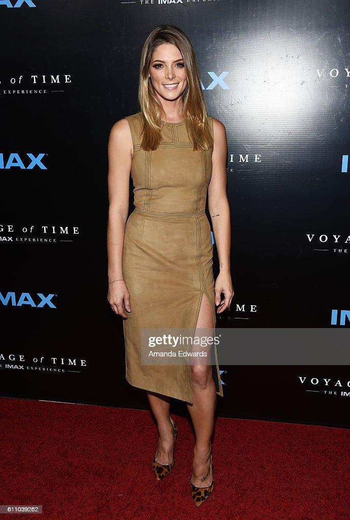 "Premiere Of IMAX's ""Voyage Of Time: The IMAX Experience"" - Arrivals"