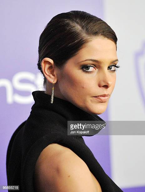 Actress Ashley Greene arrives at the Warner Brothers/InStyle Golden Globes After Party at The Beverly Hilton Hotel on January 17 2010 in Beverly...