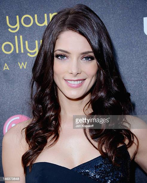 Actress Ashley Greene arrives at the Young Hollywood Awards at Hollywood Athletic Club on June 14 2012 in Hollywood California
