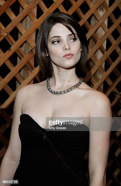 Actress Ashley Greene at the Florsheim By Duckie Brown Event at Confederacy on June 11 2009 in Los Angeles California