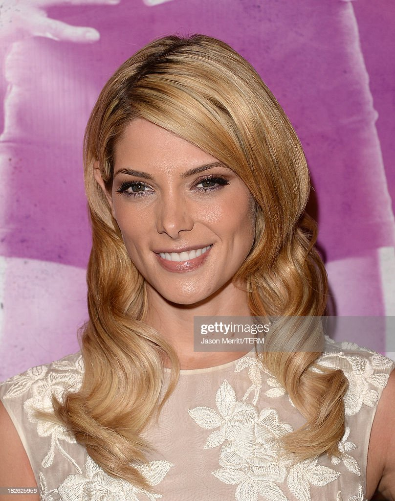 Actress Ashley Greene attends a screening of Xlrator Media's 'CBGB' at ArcLight Cinemas on October 1, 2013 in Hollywood, California.