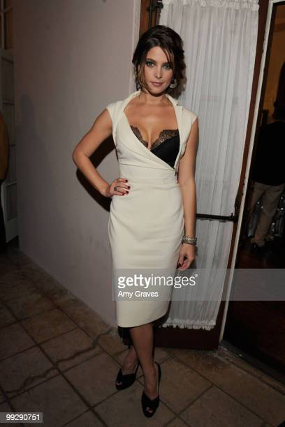 Actress Ashley Greene attends the 12th annual Young Hollywood Awards after party sponsored by JC Penney Mark Lipton Sparkling Green Tea held at the...