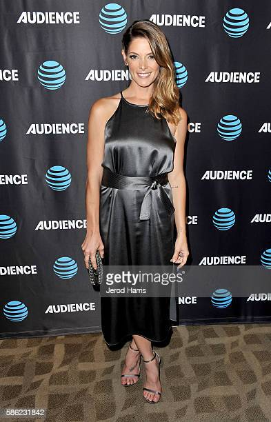 Actress Ashley Greene attends the ATT Audience Network TCA Event at The Beverly Hilton Hotel on August 5 2016 in Beverly Hills California