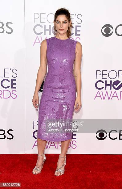 Actress Ashley Greene attends the People's Choice Awards 2017 at Microsoft Theater on January 18 2017 in Los Angeles California
