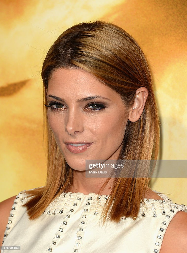 Actress Ashley Greene attends the premiere of Screen Gems & Constantin Films' 'The Mortal Instruments: City of Bones' at ArcLight Cinemas Cinerama Dome on August 12, 2013 in Hollywood, California.
