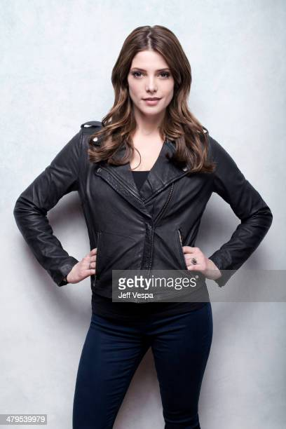 Actress Ashley Greene is photographed at the Sundance Film Festival 2014 for Self Assignment on January 25 2014 in Park City Utah