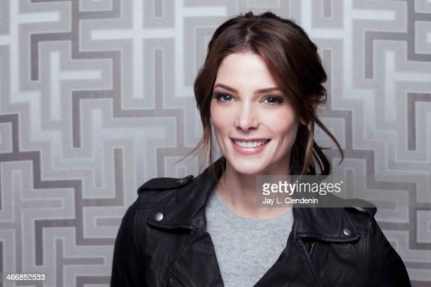 Actress Ashley Greene is photographed for Los Angeles Times on January 18 2014 in Park City Utah PUBLISHED IMAGE CREDIT MUST READ Jay L Clendenin/Los...
