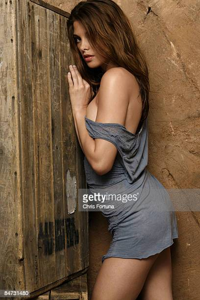 Actress Ashley Greene poses for a portrait session in Los Angeles for Maxim PUBLISHED IMAGE