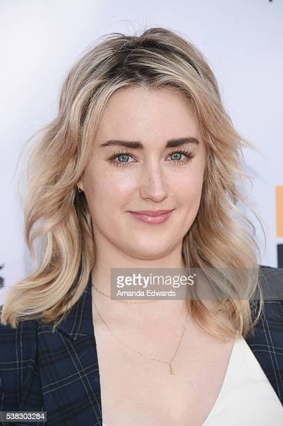 Actress Ashley Johnson attends Episodes: Indie Series From the Web during the 2016 Los Angeles Film Festival at Arclight Cinemas Culver City on June...