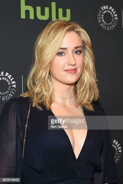 """Actress Ashley Johnson attends PaleyLive NY: An Evening With The Cast & Creator Of """"Blindspot"""" at The Paley Center for Media on April 11, 2016 in New..."""