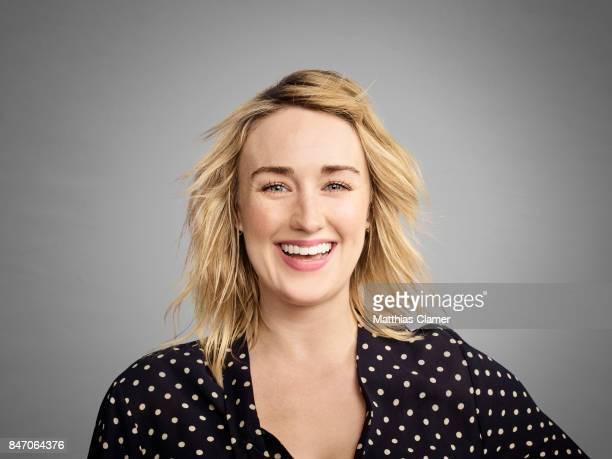 Actress Ashley Johnson from 'Blindspot' is photographed for Entertainment Weekly Magazine on July 23 2016 at Comic Con in the Hard Rock Hotel in San...