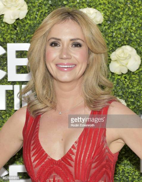 Actress Ashley Jones attends the CBS Daytime Emmy After Party at Pasadena Convention Center on April 29 2018 in Pasadena California