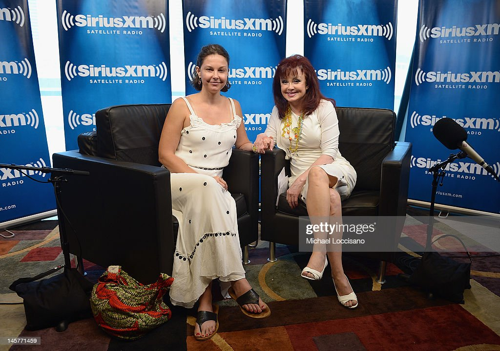 "Launch Of Naomi Judd's SiriusXM Series ""Think Twice"""