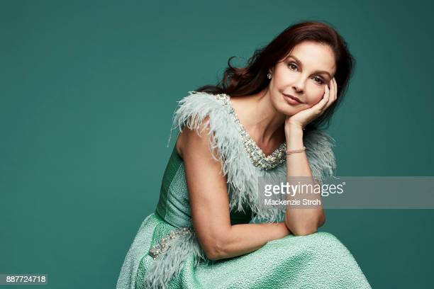Actress Ashley Judd is photographed for the Wall Street Journal on October 26 2017 in New York City PUBLISHED IMAGE