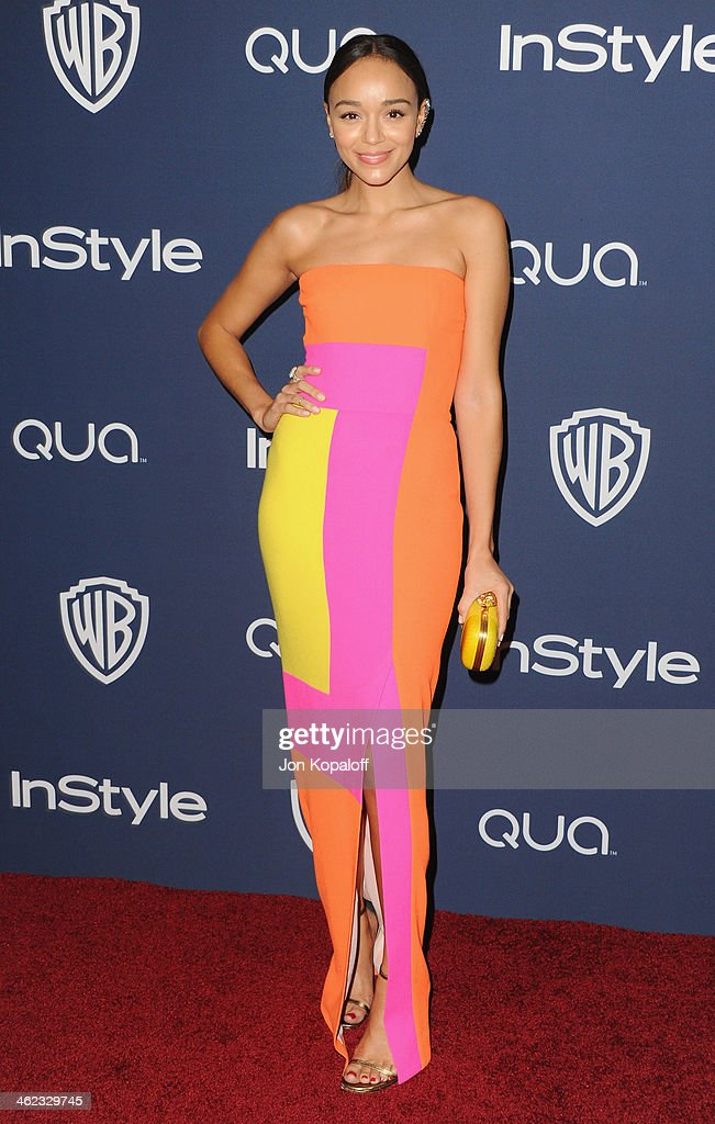 2014 InStyle And Warner Bros. 71st Annual Golden Globe Awards Post-Party : News Photo